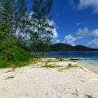 Pantai dan kawasan laut pulau Pagama Kepulauan Sula yang masuk KKP Kepsul foto Wandi B